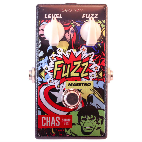 Maestro Fuzz - fuzz