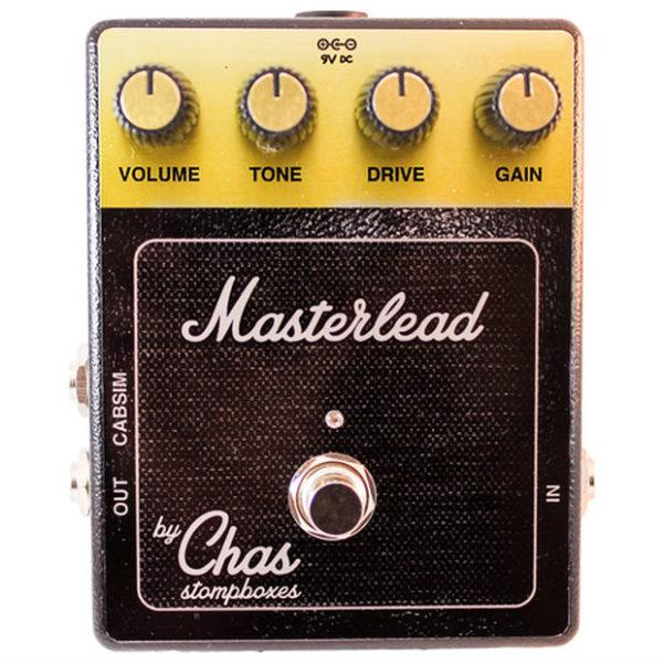 Masterlead - overdrivedistortion